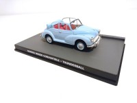 1/43 VOITURE MINIATURE Morris Minor Convertible-THUNDERBALL-JAMES BOND 007 Edition Altaya