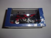 1/24 MOTO MINIATURE DE COLLECTION HONDA FIREBLADE CBR1000RR EDITION ATLAS