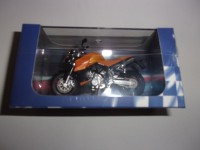 1/24 MOTO MINIATURE DE COLLECTION KTM LC8 DUKE EDITION ATLAS