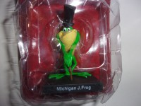 MICHIGAN-J-FROG FIGURINE LOONEY TUNES - WARNER BROS