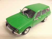 1/43 VOITURE MINIATURE DE COLLECTION BREAK DACIA 1300 KOMBI-DE AGOSTINI