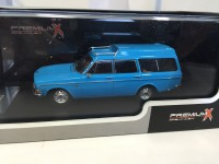 1/43 VOITURE MINIATURE DE COLLECTION Volvo 145 Express 1965-IXO PREMIUM X PRD298