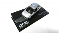 1/43 OPEL VOITURE MINIATURE DE COLLECTION Opel Corsa B-GRISE-COLLECTION OPEL IXO