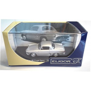 1/43 ALPINE VOITURE MINIATURE DE COLLECTION ALPINE A108 COUPE SPORT 1959-ELIGOR