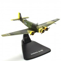 1/144 AVION MINIATURE DE COLLECTION Junkers Ju-52-AVION MODEL PLANE AIRCRAFT-ATLAS