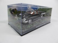 1/43 DIORAMA VOITURE MINIATURE CHEVROLET BEL AIR DR.NO JAMES BOND 007-Eaglemoss / Universal HobbiesDY033