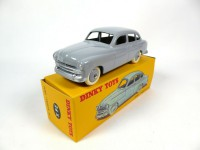 1/43 FORD VOITURE MINIATURE DE COLLECTION Ford Vedette 54 grise-DINKY TOYS 24X Réédition Editions Atlas