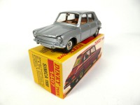 1/43 SIMCA VOITURE MINIATURE DE COLLECTION Simca 1100-DINKY TOYS 1407-Réédition Editions Atlas