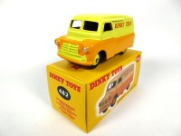 1/43 Camion Bedford 10 cwt Van-DINKY TOYS 482-Réédition Editions Atlas