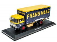 1/43 CAMION MINIATURE DE COLLECTION Camion DAF 2600 Frans Maas 1965-IXOMODELSTRU020