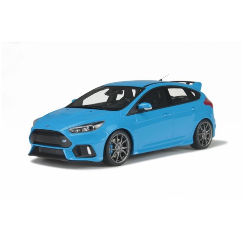 1 18 voiture miniature de collection ford focus rs 2016 bleu ottomobile vente de voitures. Black Bedroom Furniture Sets. Home Design Ideas