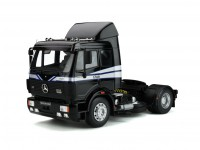 1/18 MERCEDES-BENZ CAMION MINIATURE DE COLLECTION TRACTEUR MERCEDES-BENZ SK 1748 NOIR-OTTOMOBILE-OT290B