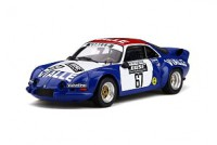 1/18 ALPINE VOITURE MINIATURE DE COLLECTION ALPINE A110 GR.5 RALLYE CROSS-N°67-OTTOMOBILEOT795