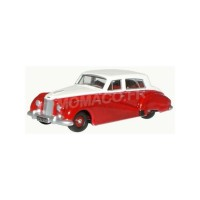 1/76 VOITURE MINIATURE ARMSTRONG SIDDELEY BLANC / ROUGE-OXFORD76AS003