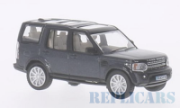 1/76 VEHICULE MINIATURE DE COLLECTION 4X4 LAND ROVER DISCOVERY 4 BLEU-OXFORD76DIS004