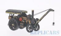 1/76 VEHICULE MINIATURE DE COLLECTION FOWLER B6 CRANE DUKE OF YORK-OXFORD76FCR001