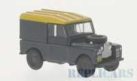 1/76 VEHICULE MINIATURE LAND ROVER SERIE 1 88 HARD BACK RAF-OXF76LAN188021