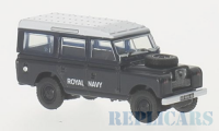 1/76 VEHICULE MILITAIRE LAND ROVER SERIES II ROYAL NAVY-OXFORD76LAN2015