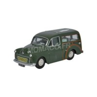 1/76 VOITURE MINIATURE AUSTIN MORRIS MINOR TRAVELLER VERT-OXFORD76MMT007