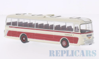 1/76 AUTOBUS AUTOCAR PLAXTON PANORAMA YORKSHIRE WOOLLEN DISTRICT-OXFORD76PAN004