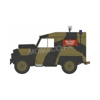 1/148 VEHICULES FORCES DE L'ORDRE MILITAIRE LAND ROVER LIGHTWEIGHT POLICE MILITAIRE 2 TONS-OXFORDNLRL002