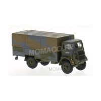 1/76 CAMION MILITAIRE MINIATURE BEDFORD QLT 49TH INFANTERY DIVISION UK 1942-OXFORD76QLT002