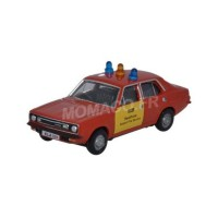 1/76 VEHICULES FORCES DE L'ORDRE MORRIS MARINA FIRE SERVICE-OXFORD76MAR005