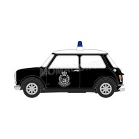1/76 VEHICULES FORCES DE L'ORDRE MINIATURE MINI COOPER S MKII POLICE-OXFORD76MCS005