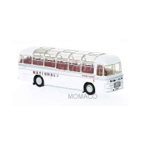 1/76 AUTOBUS/AUTOCAR MINIATURE DE COLLECTION BRISTOL MW6G ESTAERN COUNTIES NBC-OXFORD76MW6003