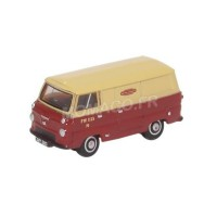 1/148 UTILITAIRE MINIATURE FORD 400E THAMES VAN BRITISH RAILWAYS-OXFORDNFDE001