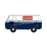 1/148 VEHICULE UTILITAIRE MINIATURE DE COLLECTION FORD 400E TRANSPORT LYONS MAID-OXFORDNFDE009