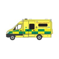 1/148 VEHICULES DE SECOURS MERCEDES-BENZ SPRINTER 515 CDI MODERN AMBULANCE LONDRES-OXFORDNMA002
