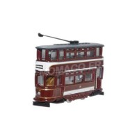 1/148 TRAMWAY MINIATURE DE COLLECTION TRAM EDINBURGH-OXFORDNTR007