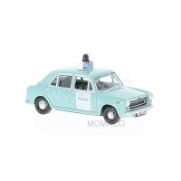 1/76 VEHICULES FORCES DE L'ORDRE MINIATURE DE COLLECTION AUSTIN 1300 POLICE-OXFORD76AUS004