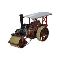 1/76 VEHICULES MINIATURE DE COLLECTION FOLLER STEAM ROLLER PATRICIA B-OXFORD76FSR004