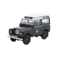 1/76 VEHICULE FORCES DE L'ORDRE POLICE LAND ROVER SERIE II HONG KONG POLICE-OXFORD76LR2AS004