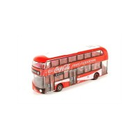 1/148 AUTOBUS/AUTOCARS  NEW ROUTEMASTER COCA-COLA LONDON UNITED-OXFORDNNR004