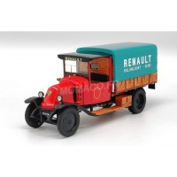 "1/43 CAMION MINIATURE DE COLLECTION RENAULT MY 1924 ""RENAULT - BILLANCOURT -SEINE""PERFEX905"