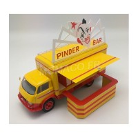 "1/43 CAMION MINIATURE DE COLLECTION CITROEN BELPHEGOR ""PINDER""PERFEX117PI"