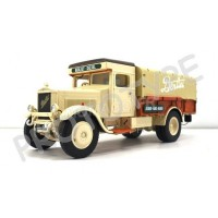 "1/43 CAMION MINIATURE DE COLLECTION BERLIET GDHM 1932 ""ALGER-GAO-ALGER""PERFEX907"