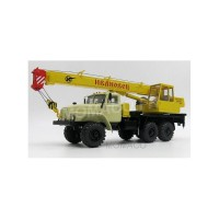 1/43 CAMION GRUE MINIATURE DE COLLECTION URAL 4320-PREMIUM CLASSIXXSPREMIUM47047