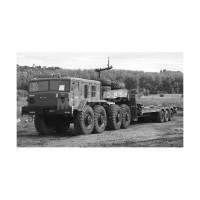 1/43 CAMION MILITAIRE MINIATURE DE COLLECTION MAZ 537-PREMIUM CLASSIXXSPREMIUM47049