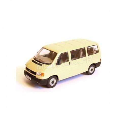1 43 combi miniature volkswagen vw t4 combi ivoire premium classixxspremium13250 vente de. Black Bedroom Furniture Sets. Home Design Ideas
