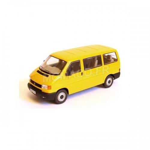 1 43 combi miniature volkswagen vw t4 combi jaune premium classixxspremium13251 vente de. Black Bedroom Furniture Sets. Home Design Ideas