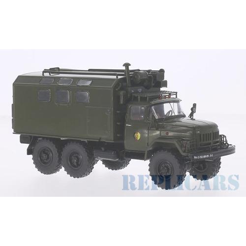 1 43 camion militaire miniature de collection zil 130 kung nva premium classixxspremium47014. Black Bedroom Furniture Sets. Home Design Ideas