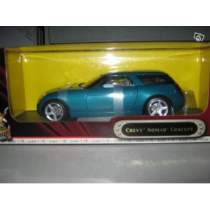 1/18 Chevy Nomad Concept Yatming Signature