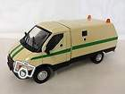 1/43 camion russe transport de fonds ixo