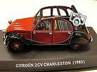 1/43 Citroën 2CV charleston 1982 decapotable