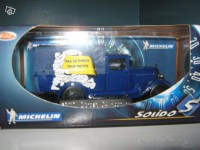 1/43 Citroën c4 fourgon Michelin Solido