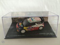 1/43 Citroën ds3 WRC rally mexico 2011 s.Loeb